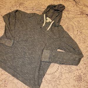 H&M L.O.G.G. Hooded Shirt